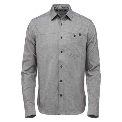 Black Diamond Flannel Modernist Shirt