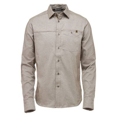Sergeant - Black Diamond Flannel Modernist Shirt