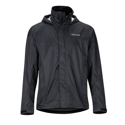 BLack - Marmot PreCip Eco Jacket