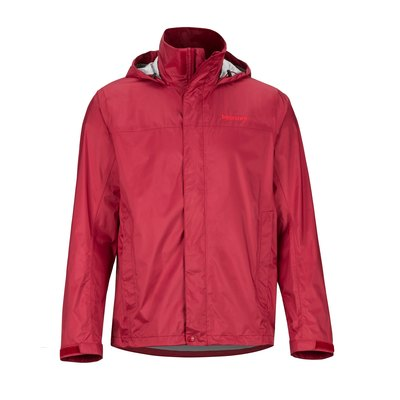 Sienna Red - Marmot PreCip Eco Jacket