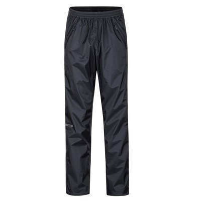 BLack - Marmot PreCip Eco Full Zip Pant