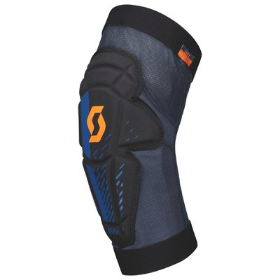 Black/Lunar Blue - Scott Knee Pads Mission