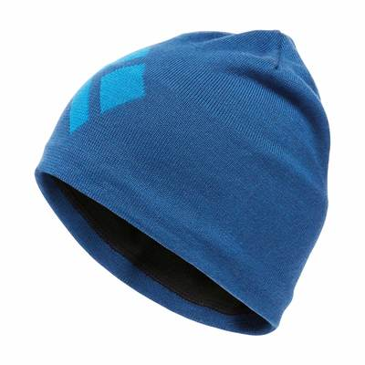 MIDNIGHT-BLUEBIRD - Black Diamond Torre Wool Beanie