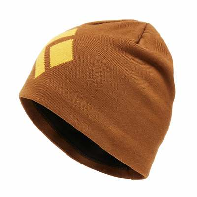 Dark Curry-Ochre - Black Diamond Torre Wool Beanie