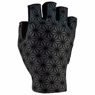Supacaz Supa G Short Glove Oil Slick