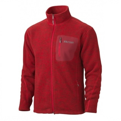 Team Red - Marmot Powder 8 Jacket