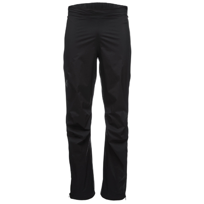 Black Diamond M´s Stormline Stretch Full Zip Rain Pants