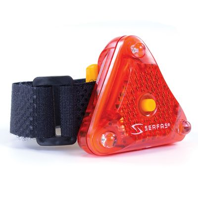 Serfas 3 Led Helmet Mount Taillight