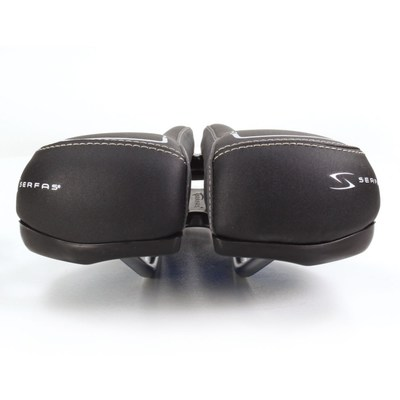 - Serfas Men´s Performance RX Saddle - Leather/Chromoly Rails