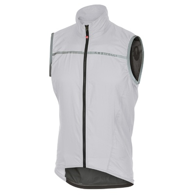 White/Black - Castelli Superleggera Vest