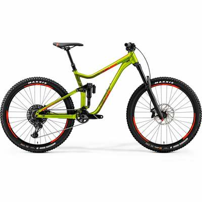 Merida Bikes 2019 One-Sixty 600