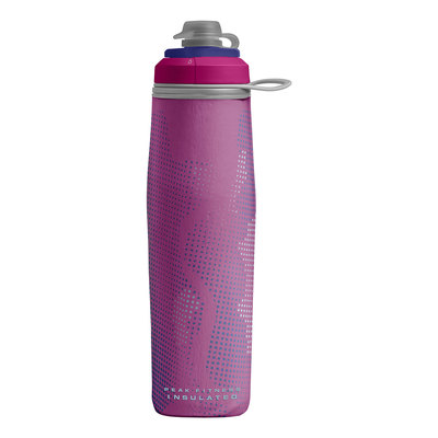 Pink/Blue - CamelBak Peak Fitness Chill 25 oz