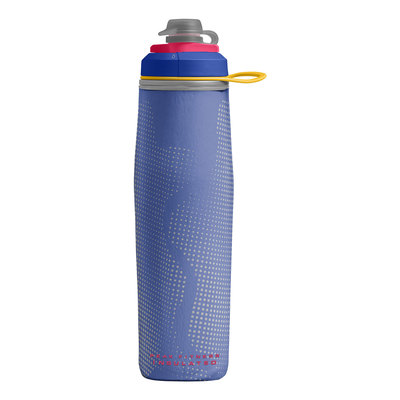 Ultramarine/Peach - CamelBak Peak Fitness Chill 25 oz