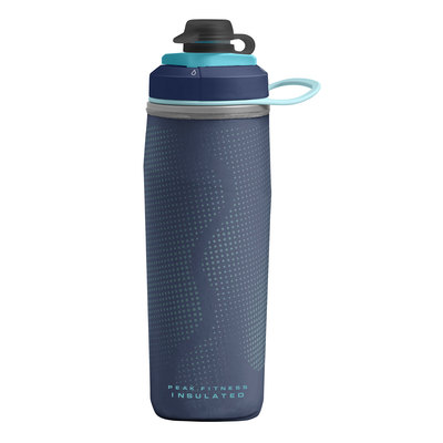 Navy/Blue - CamelBak Peak Fitness Chill 17 oz