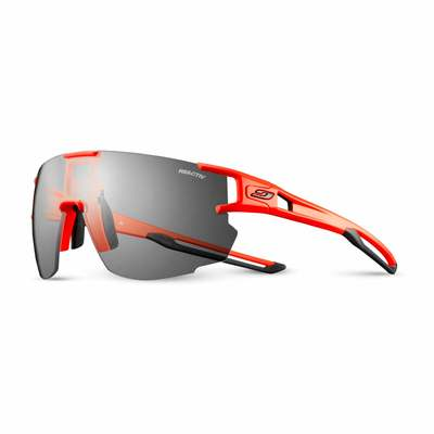 Julbo Aero Speed Orange Fluo Reactive