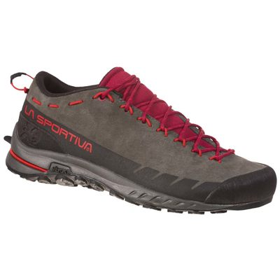 Carbon/Beet - La Sportiva TX2 Leather Woman