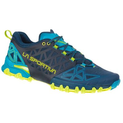 Opal/Apple Green - La Sportiva Bushido II