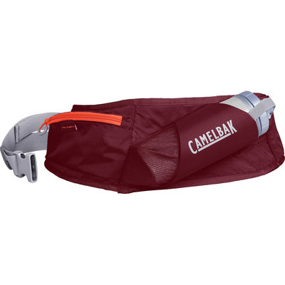 Burgundy/Hot Coral - CamelBak Flash Belt 17 oz