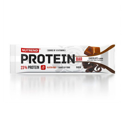 CHOCOLATE - Nutrend Protein Bar