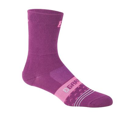 Magenta Purple - Garneau Women`S Merino 60 Socks