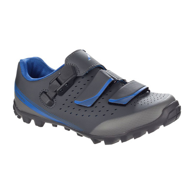Gray/Blue LATERAL - Shimano SH-ME3 Women`s