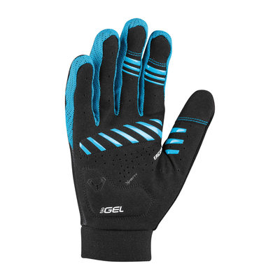 Blue Jowel palma - Garneau Elan Gel Gloves