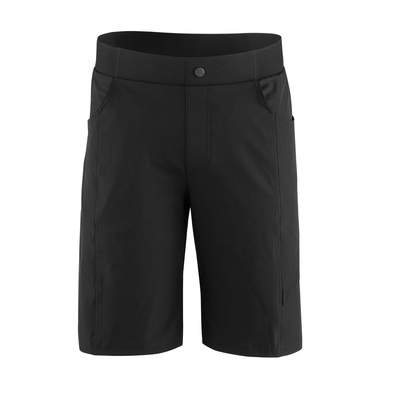 Black - Garneau Range 2 Shorts