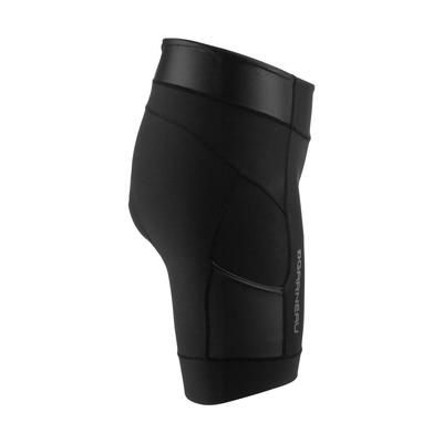 Black vista lateral - Garneau Wmn's Neo Power Motion 7 Short