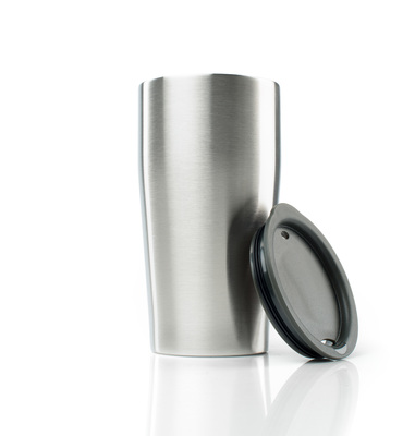 GSI Glacier Stainless Vacuum Tumbler- Brushed