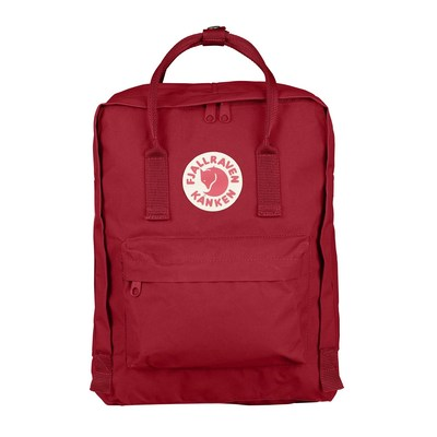 Deep Red - Fjallraven Kanken