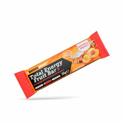 Named Sport Total Energy Fruit Bar