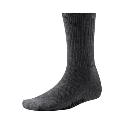 Charcoal - Smartwool Hike Ultra Light Crew