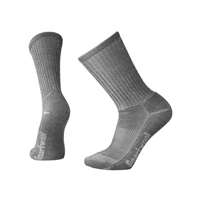 Medium Gray - Smartwool Hike Ultra Light Crew