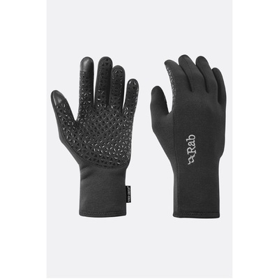 Rab Power Stretch Contact Grip Glove Beluga Small