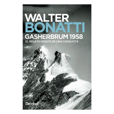 Desnivel Gasherbrum 1958