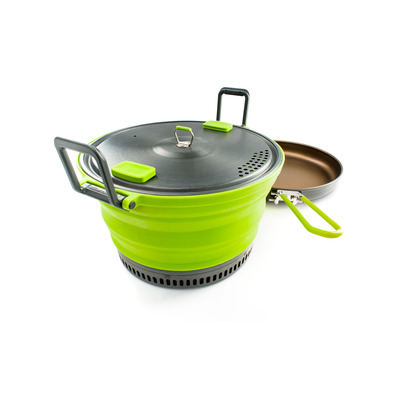 GSI ESCAPE SET WITH FRY PAN