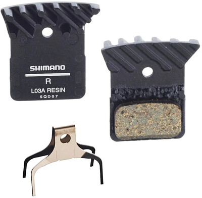 Shimano Disc Brake Pads L03A Resin Ice Tech