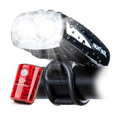 Cycle Torch Night Owl Bike Light Set