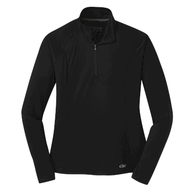 Outdoor Research W's Echo Quarter Zip