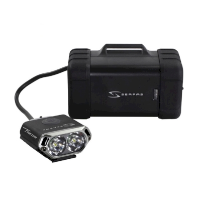 Serfas 1200 Lumens 4 Cell Battery