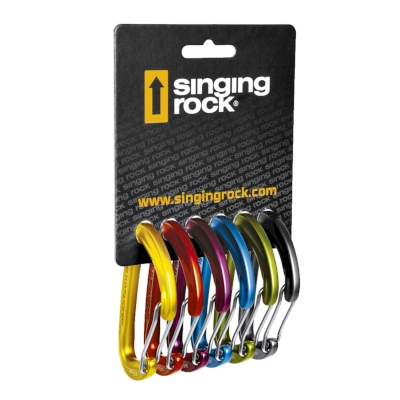 Singing Rock Vision Straight 6 pack