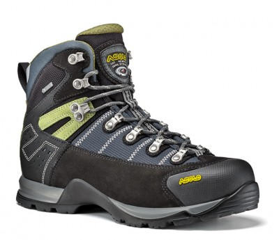 BLACK/GUNMETAL - Asolo Fugitive GTX MM