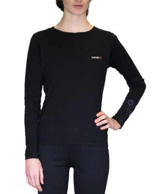 - Tatoo Light Weight L/S Tee Women