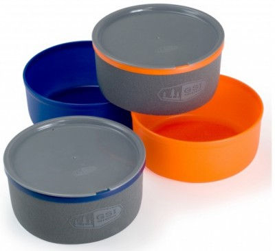 GSI Ultralight Nesting Bowl + Mug