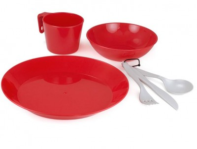 RED - GSI Cascadian 1 Person Table Set