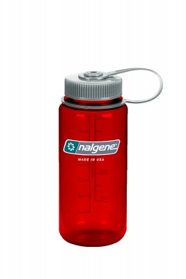 Outdoor Red - Nalgene 32oz WM Loop-Top Closure