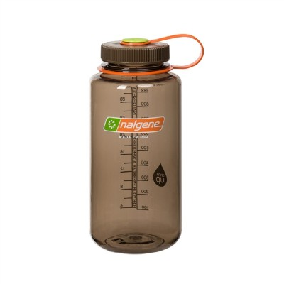 WOODSMAN W/ BROWN - Nalgene 32oz WM Loop-Top Closure