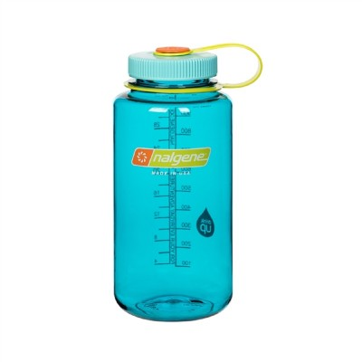 LCERULEAN W/ LIGHT B - Nalgene 32oz WM Loop-Top Closure