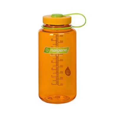 CLEMENTINE W/ ORANGE - Nalgene 32oz WM Loop-Top Closure