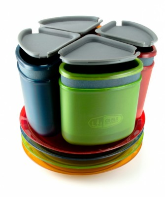 KIT APILADO - GSI Infinity 4 Person Compact Tableset